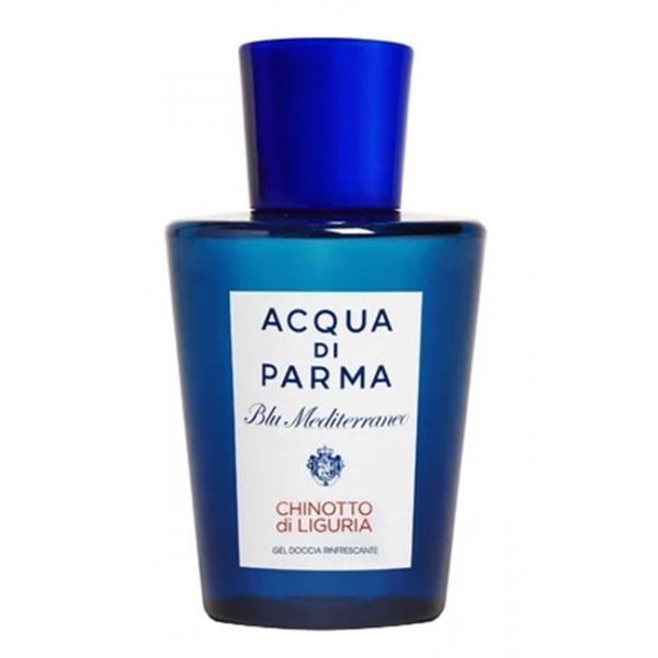 Acqua di Parma - Relaxing Shower Gel - Chinotto di Liguria - Blu Mediterraneo - Collezione Bagno - Luxury - 200 ml
