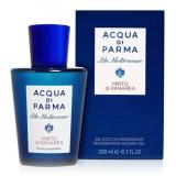 Acqua di Parma - Regenerating Shower Gel - Mirto di Panarea - Blu Mediterraneo - Collezione Bagno - Luxury - 200 ml
