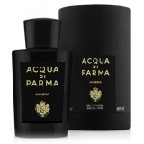 Acqua di Parma - Eau de Parfum - Natural Spray - Ambra - Signatures of the Sun - Fragranze - Luxury - 180 ml