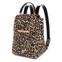 Maison Fagiano - Calf Hair - Leopardo - Zaino Borsa Artigianale - New Sport Exclusive Collection - Luxury - Handmade in Italy