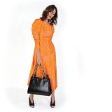 Maison Fagiano - Python Leather - Nera - Borsa Artigianale - New Work Collection - Luxury - Handmade in Italy