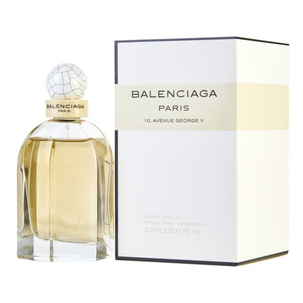 Balenciaga - 10 Avenue George V EDP - Eau de Parfum - Balenciaga Paris - Beauty - Fragrances - Luxury - 75 ml