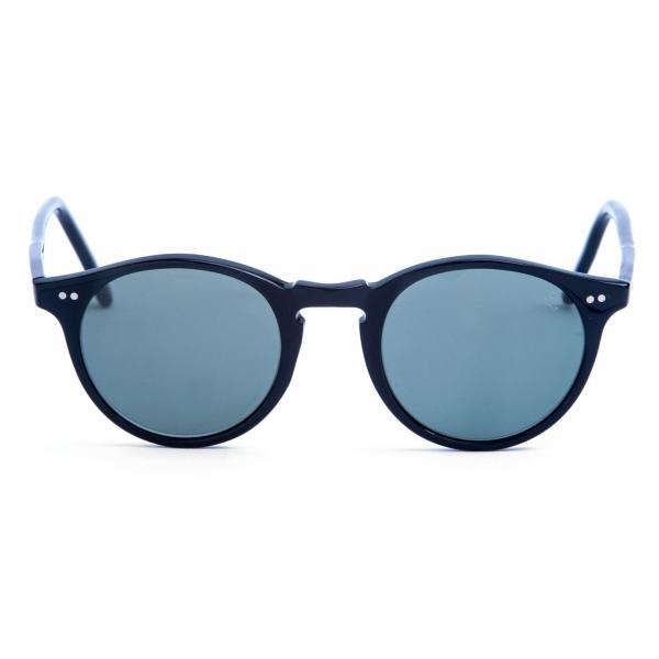 David Marc - ADAMO L10 - Blonde Havana - Sunglasses - Handmade in Italy - David Marc Eyewear