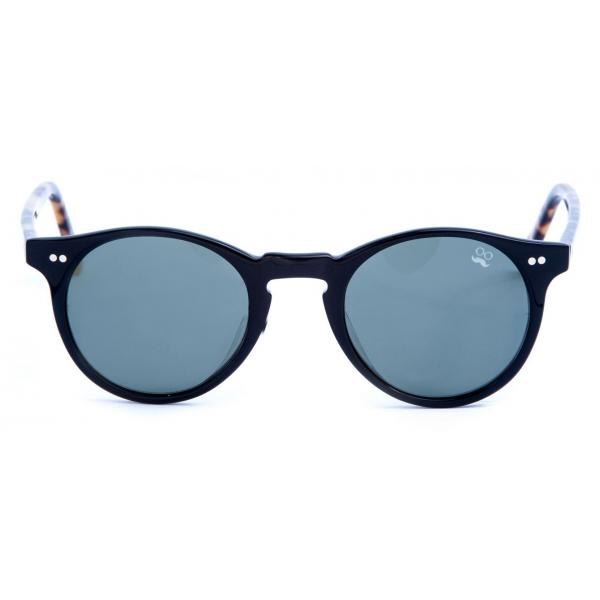 David Marc - ADAMO L10-A25 - Blonde  Havana - Sunglasses - Handmade in Italy - David Marc Eyewear