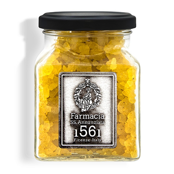 Farmacia SS. Annunziata 1561 - Arte della Lana - Bath Salts - Fragrance of the Major Arts - Ancient Florence