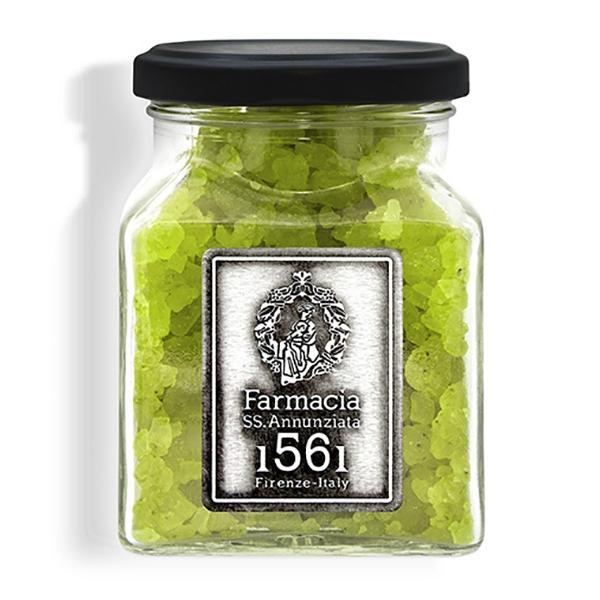 Farmacia SS. Annunziata 1561 - Arte della Seta - Bath Salts - Fragrance of the Major Arts - Ancient Florence