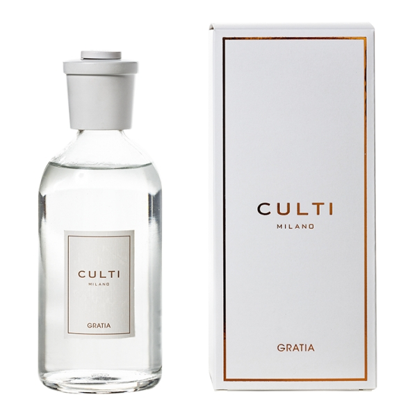 Culti Milano - Gratia - Diffusore Culti Stile 4300 ml - Gratia - Profumi d'Ambiente - Fragranze - Luxury