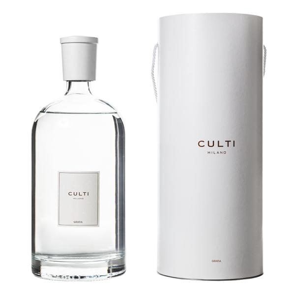 Culti Milano - Gratia - Diffusore Culti Stile 500 ml - Gratia - Profumi d'Ambiente - Fragranze - Luxury