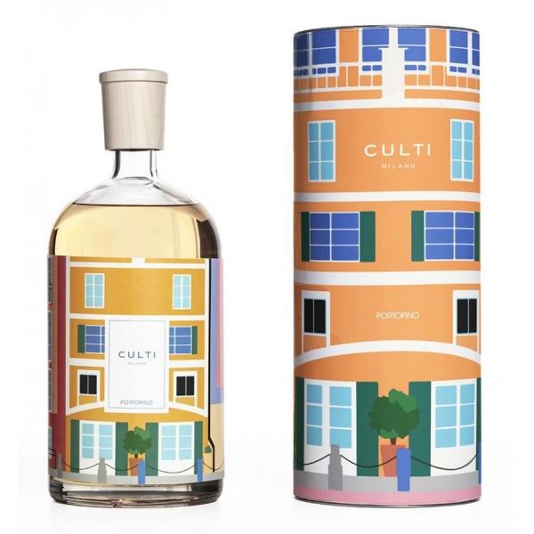 Culti Milano - Portofino - Diffusore Culti Stile 4300 ml - Avvolgente - Profumi d'Ambiente - Fragranze - Luxury