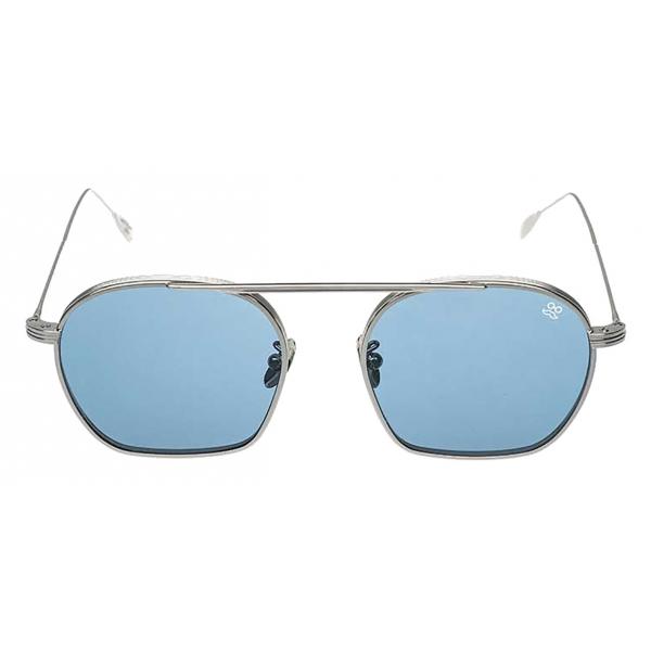 David Marc - G008 R - Sunglasses - Handmade in Italy - David Marc Eyewear