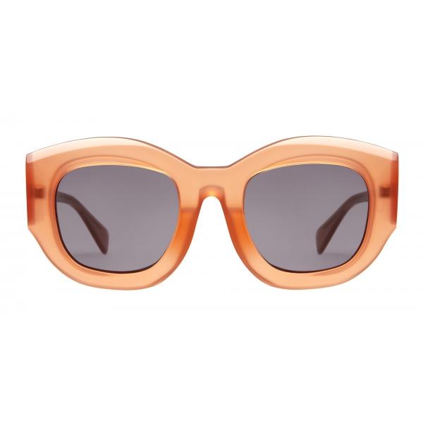 Kuboraum - Mask B5 - Grapefruit - B5 GF - Sunglasses - Kuboraum Eyewear