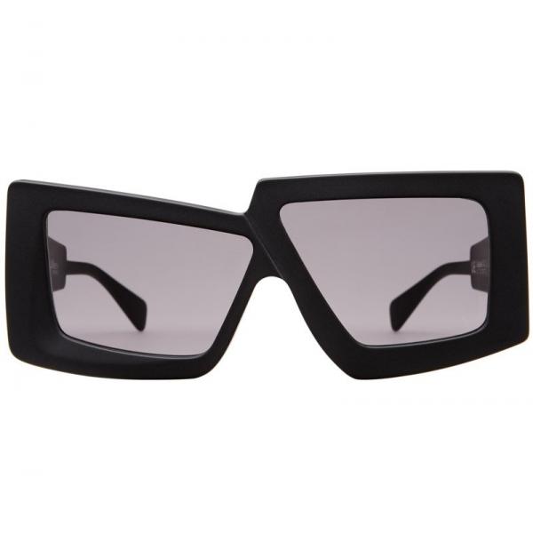Kuboraum - Mask X10 - Black Matt - X10 BMS - Sunglasses - Kuboraum Eyewear