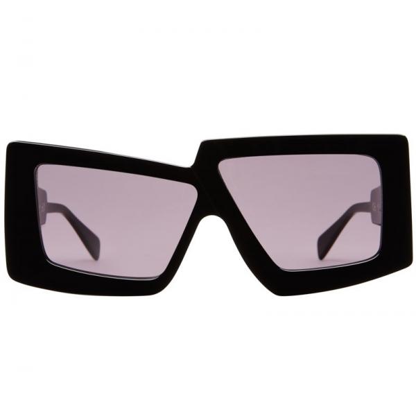 Kuboraum - Mask X10 - Black Shine - X10 BS - Sunglasses - Kuboraum Eyewear