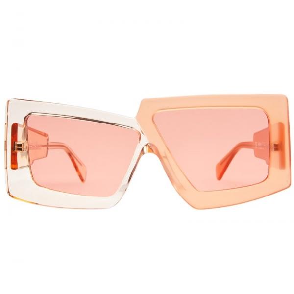 Kuboraum - Mask X10 - Coral - X10 CO - Sunglasses - Kuboraum Eyewear