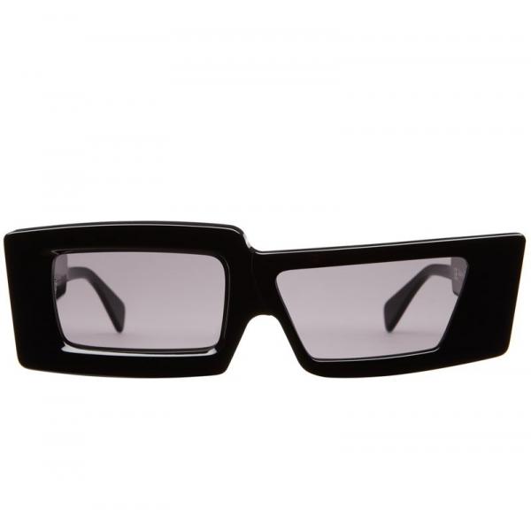 Kuboraum - Mask X11 - Black Shine - X11 BS - Sunglasses - Kuboraum Eyewear