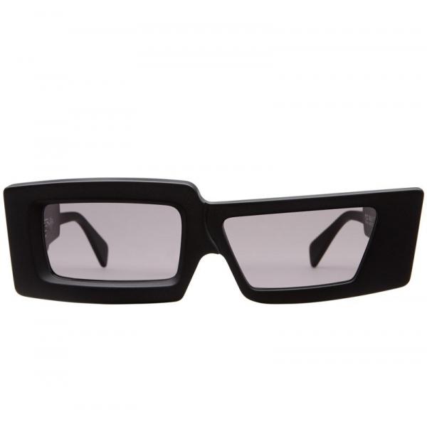 Kuboraum - Mask X11 - Black Matt - X11 BM - Sunglasses - Kuboraum Eyewear