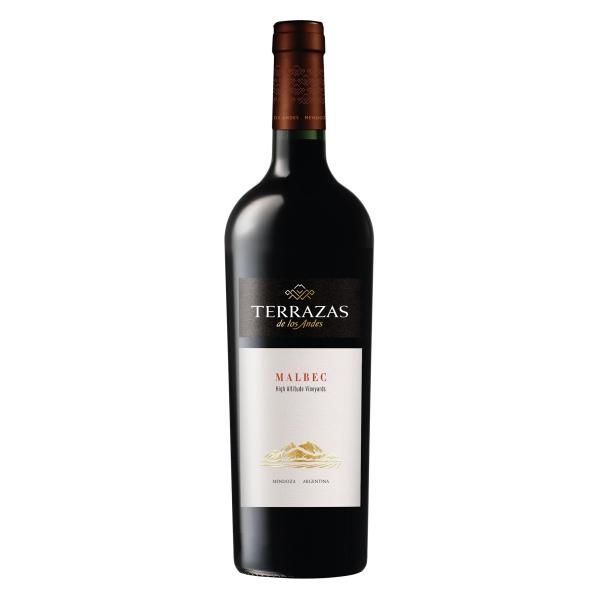 Terrazas de Los Andes - Terrazas Selection Malbec - Malbec - Red Wine - Luxury Limited Edition - 750 ml