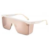 Dior - Sunglasses - DiorClub M1U - Beige Pink - Dior Eyewear