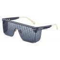 Dior - Sunglasses - DiorClub M1U - Navy Blue - Dior Eyewear