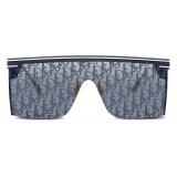 Dior - Occhiali da Sole - DiorClub M1U - Blu Navy - Dior Eyewear
