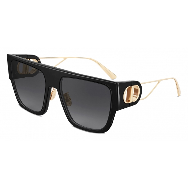 Dior - Sunglasses - 30Montaigne S3U - Black - Dior Eyewear