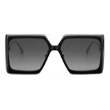 Dior - Sunglasses - DiorSolar S2U - Black - Dior Eyewear