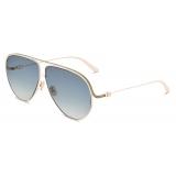Dior - Sunglasses - EverDior AU - Rose Gold Blue - Dior Eyewear