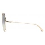 Dior - Occhiali da Sole - EverDior RU - Oro Grigio - Dior Eyewear