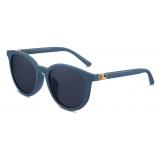 Dior - Occhiali da Sole - 30Montaigne Mini R2F - Blu - Dior Eyewear