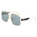 Dior - Sunglasses - ArchiDior S1U - Gold Black Green - Dior Eyewear
