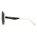 Dior - Sunglasses - ArchiDior S1U - Gold Black Burgundy - Dior Eyewear
