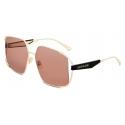Dior - Occhiali da Sole - ArchiDior S1U - Oro Nero Rosa - Dior Eyewear