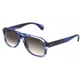 David Marc - ELLIOT BL - Sunglasses - Handmade in Italy - David Marc Eyewear