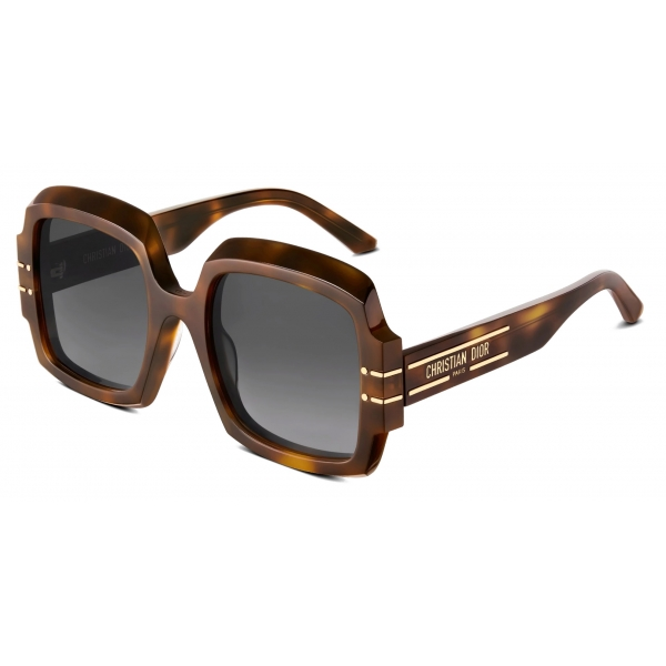 Dior - Occhiali da Sole - DiorSignature S1U - Marrone Tartaruga - Dior Eyewear
