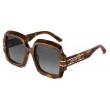 Dior - Sunglasses - DiorSignature S1U - Brown Tortoiseshell - Dior Eyewear