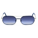 David Marc - ELLIOT S-BKG - Sunglasses - Handmade in Italy - David Marc Eyewear
