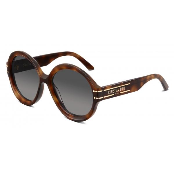 Dior - Occhiali da Sole - DiorSignature R1U - Marrone Tartaruga - Dior Eyewear