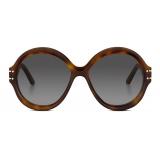 Dior - Sunglasses - DiorSignature R1U - Brown Tortoiseshell - Dior Eyewear