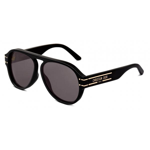 Dior - Sunglasses - DiorSignature A1U - Black - Dior Eyewear