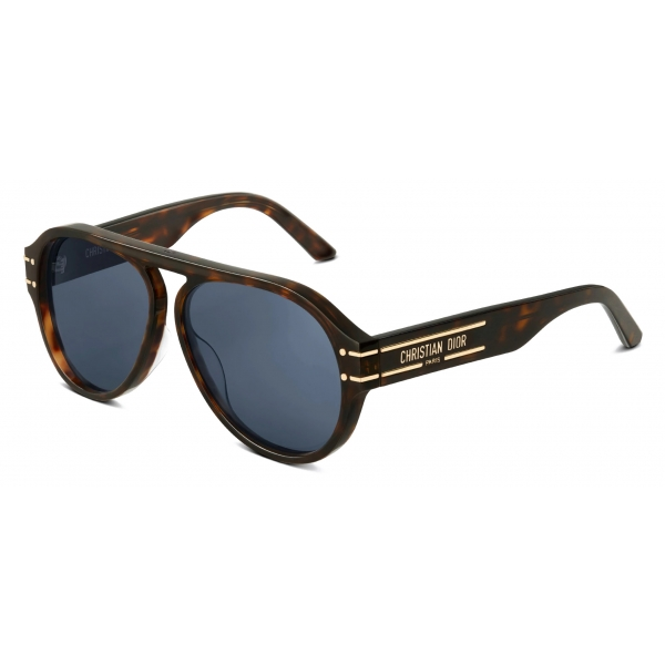 Dior - Sunglasses - DiorSignature A1U - Tortoiseshell - Dior Eyewear