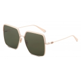 Dior - Sunglasses - EverDior S1U - Rose Gold Green - Dior Eyewear