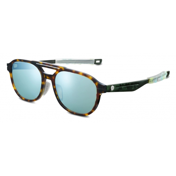 Dior - Occhiali da Sole - DiorEssential R2U - Tartaruga Blu - Dior Eyewear