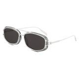 Dior - Occhiali da Sole - NeoDior S1U - Argento Grigio - Dior Eyewear