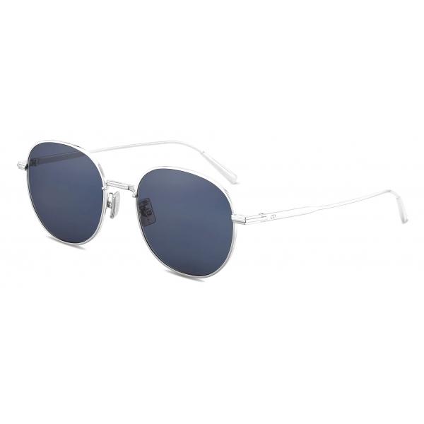 Dior - Occhiali da Sole - DiorBlackSuit S2U - Argento Blu - Dior Eyewear