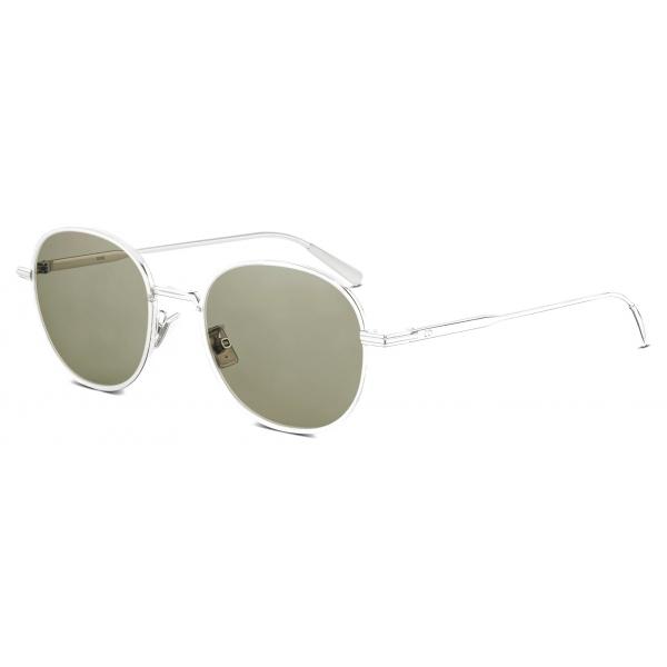 Dior - Occhiali da Sole - DiorBlackSuit S2U - Argento Kaki - Dior Eyewear