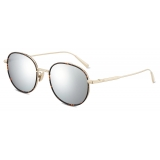 Dior - Sunglasses - DiorBlackSuit S2U - Tortoiseshell Silver - Dior Eyewear
