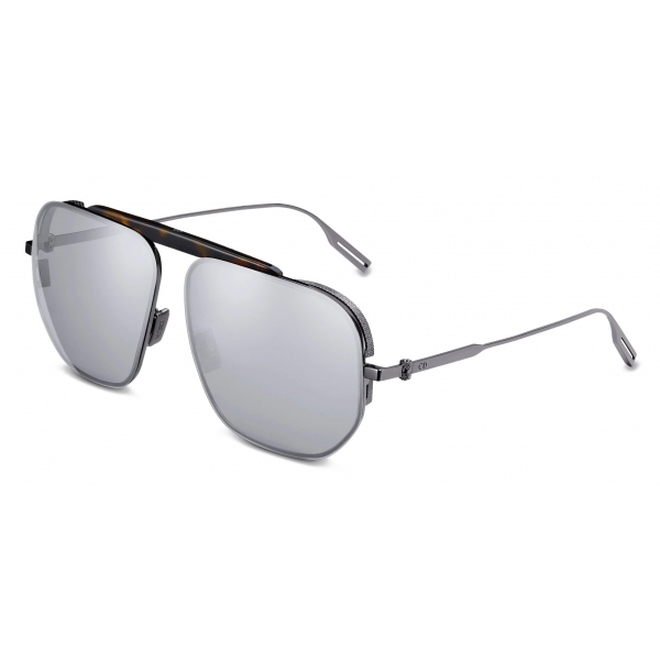 Dior - Sunglasses - NeoDior NU - Gunmetal Silver - Dior Eyewear