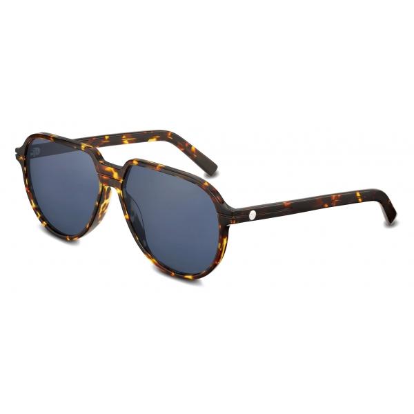 Dior - Sunglasses - DiorEssential AI - Tortoiseshell Blue - Dior Eyewear