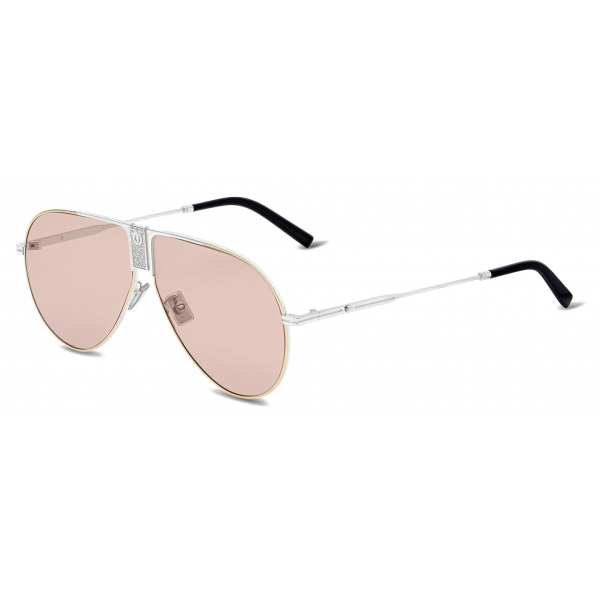 Dior - Occhiali da Sole - DiorIce AU - Argento Corallo - Dior Eyewear
