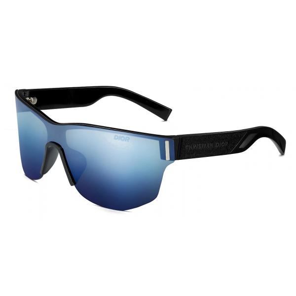 Dior - Sunglasses - Diorxtrem M2U - Black Gray Blue - Dior Eyewear